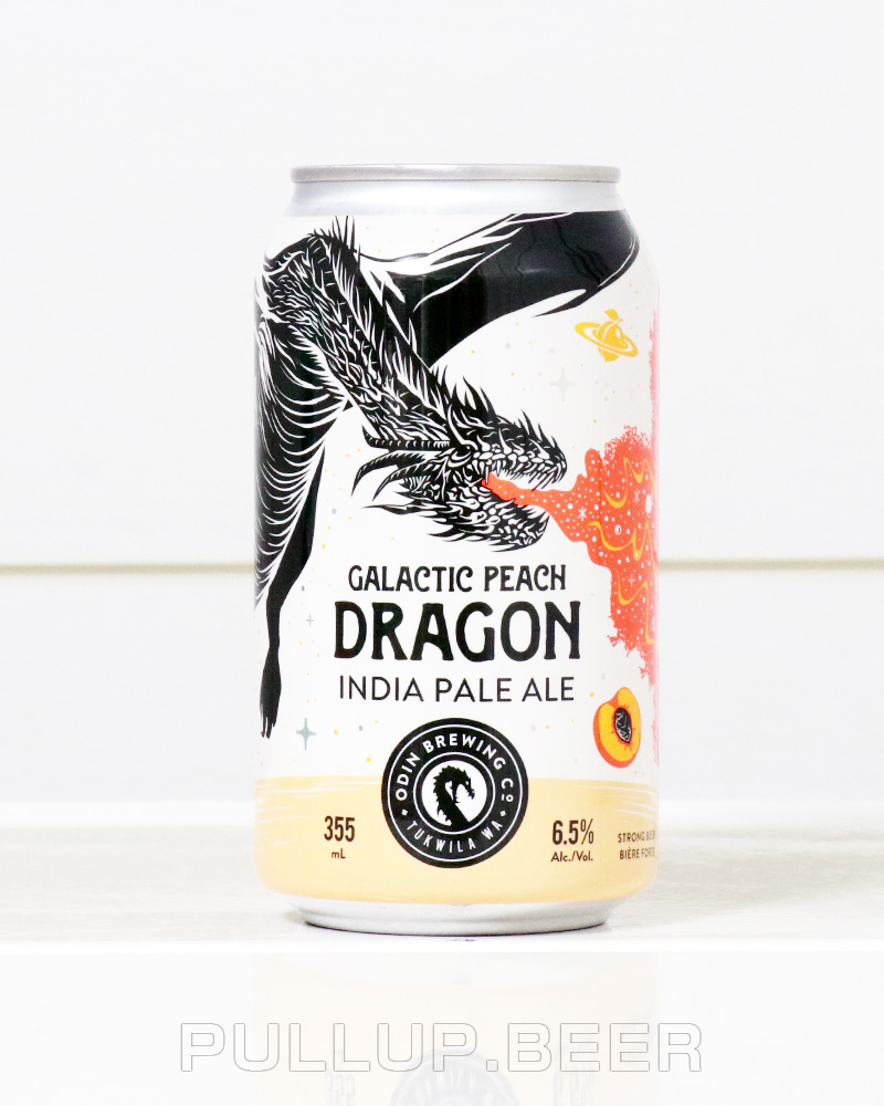 Galactic Peach Dragon IPA|ギャラクティックピーチドラゴン