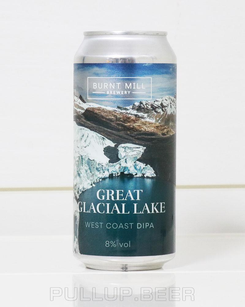 Great Glacial Lake グレートグレイシャルレイク