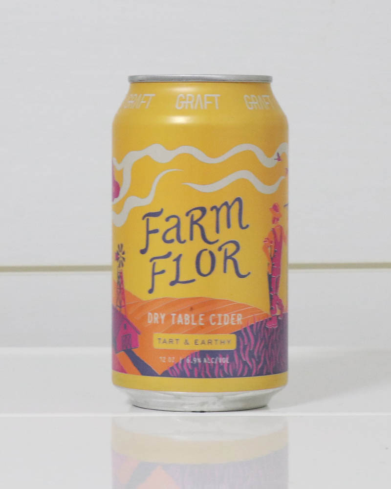 Farm Flor Rustic Table Cider|ファームフロー
