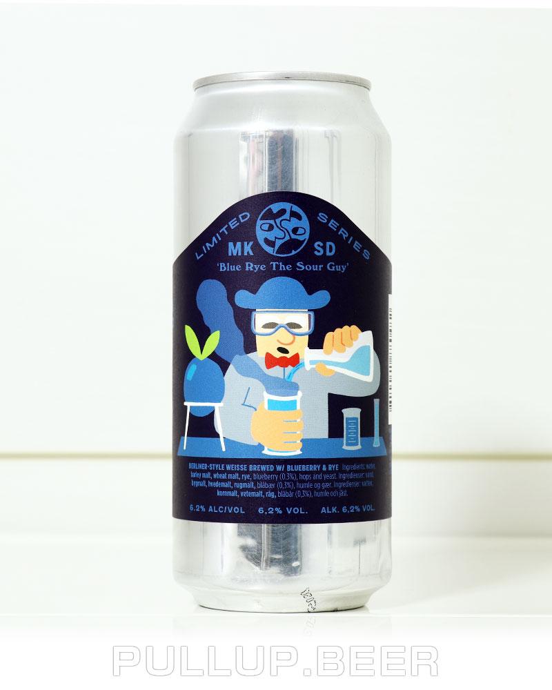 Blue Rye The Sour Guy|ブルーライザサワーガイ