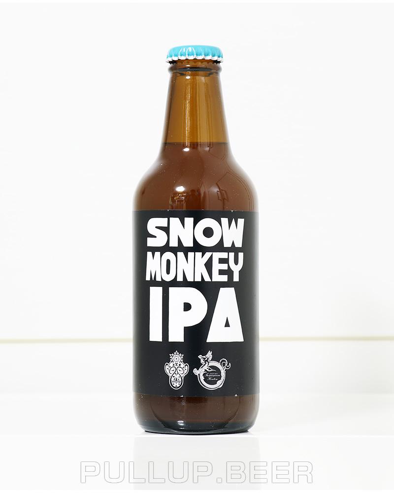 SNOW MONKEY IPA(通常Ver)
