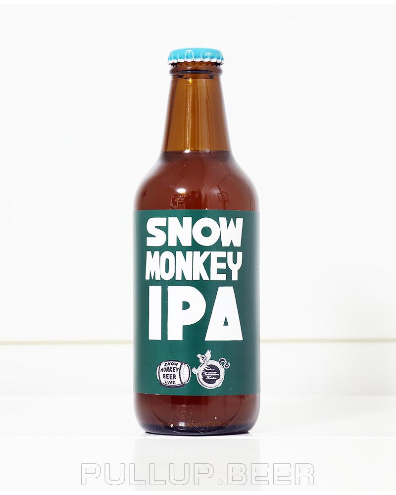 SNOW MONKEY IPA (2021 LP ver)