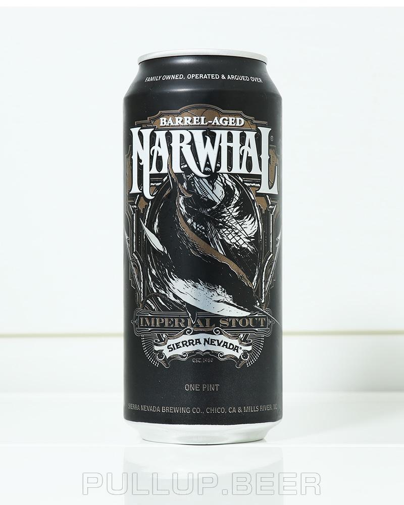 Barrel Aged Narwhal|バレルエイジド ナーワル
