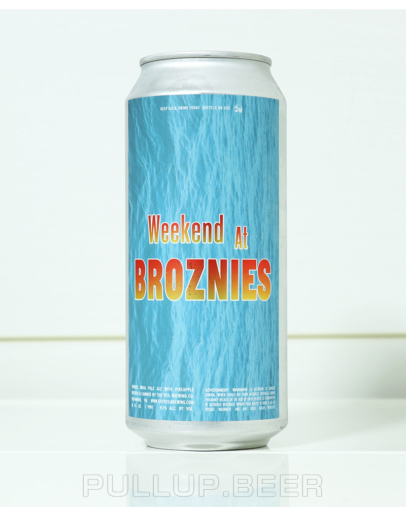 Weekend at Broznies|ウィークエンド アット ブロズニーズ
