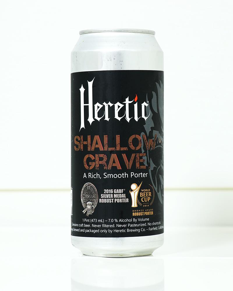 Shallow Grave Porter|シャロウグレイヴポーター