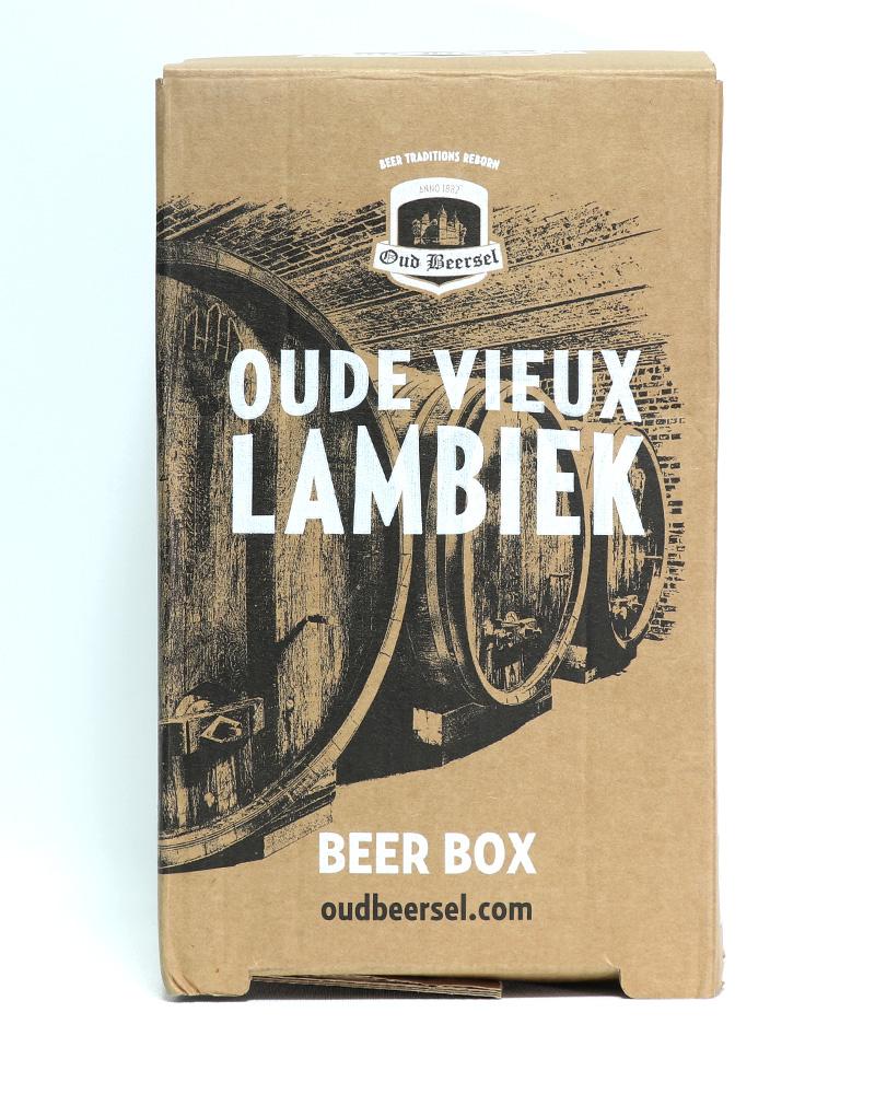 Oude Vieux Lambiek|オウデ・ヴュー・ランビック1年熟成3.1リットルBox