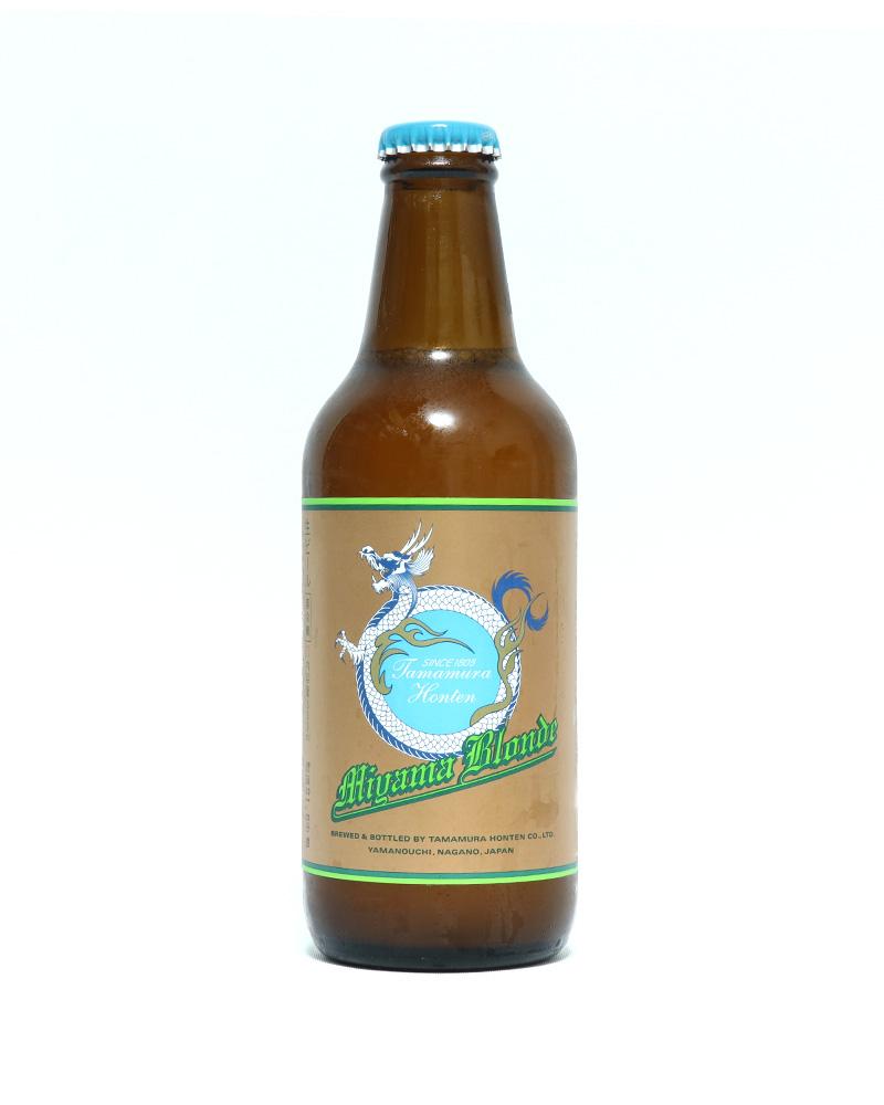 志賀高原ビールミヤマブロンド